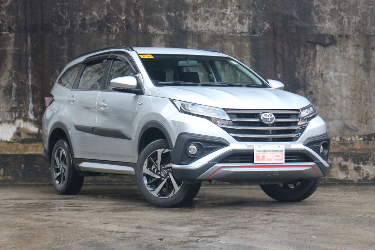 Grand New Avanza Vs All Rush Ukuran Mobil Review 2018 Toyota 1 5 G Trd Sportivo Philippine Car News I Honestly Wanted To Like The Really Did Given How Late It Entered Sub Compact Suv Segment And Resources Had In Its