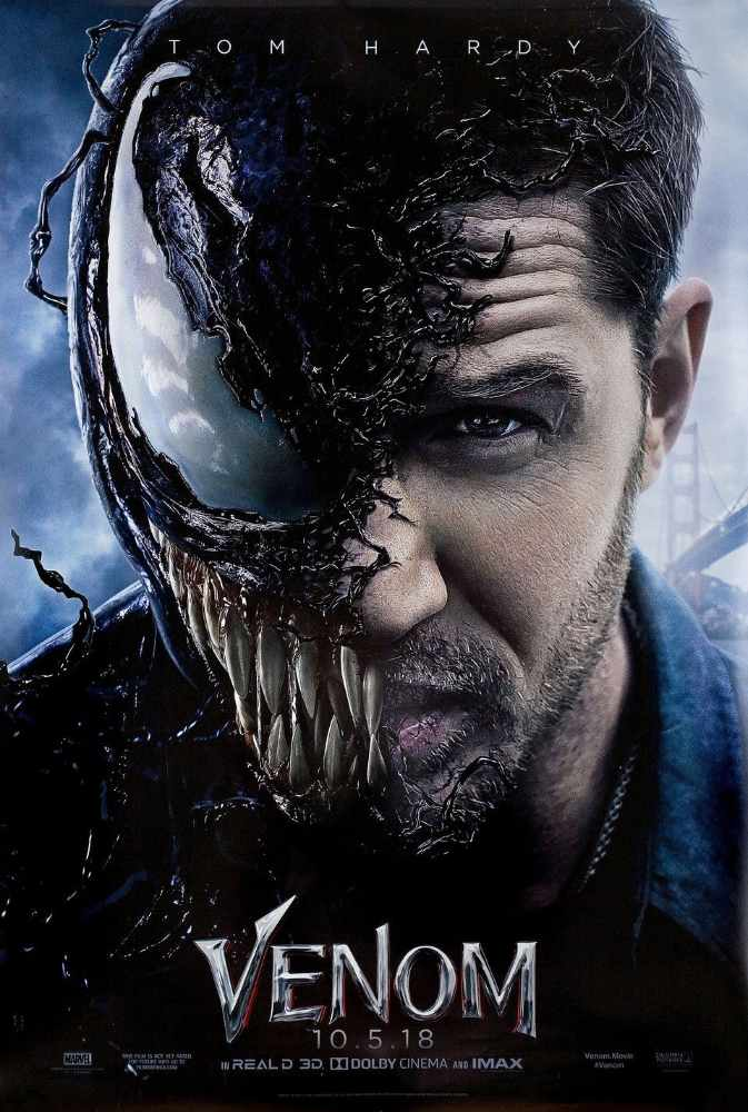Venom 2018 Full Movie Download in Hindi 720p Khatrimaza
