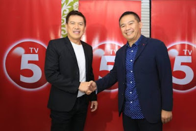 Brillante Mendoza Presents on TV5