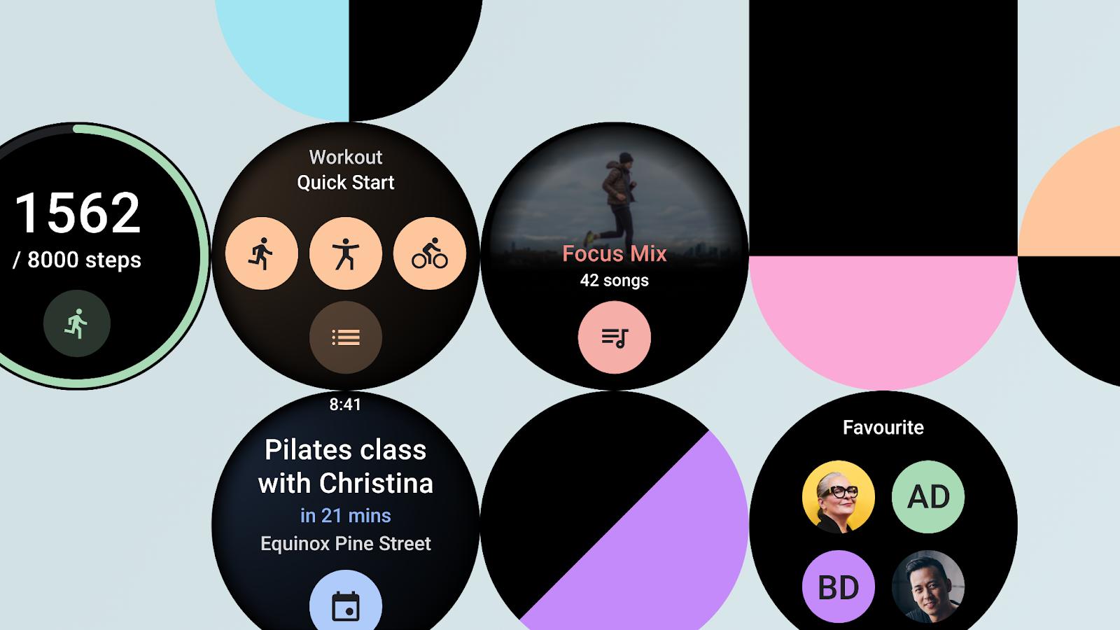 Gli smartwatch con Wear OS avranno una UI tutta nuova