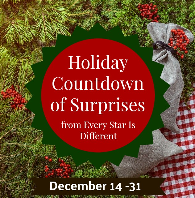 Holiday Countdown of Surprises 2019
