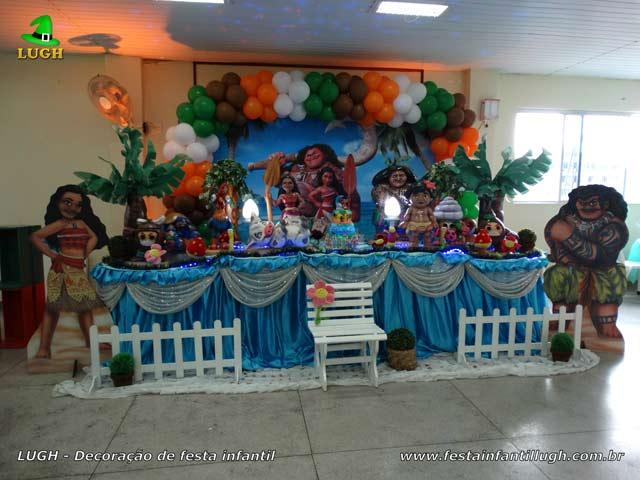 Festa infantil decoração de aniversário