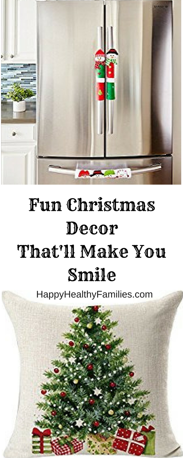 Happy Healthy Families: Fun and Inexpensive Holiday Decor That Will ...