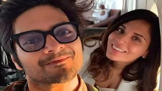 Richa Chaddha and Ali Fazal going to Ezypt for Film Festival