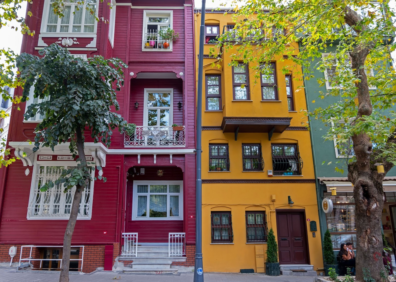 Visiting the Kuzguncuk neighbourhood on the Asian side of Istanbul