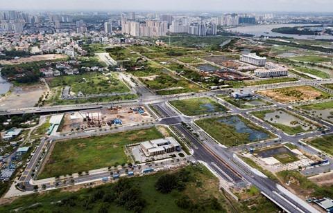 Cận cảnh các dự án sai phạm ở khu đô thị Thủ Thiêm ảnh 9