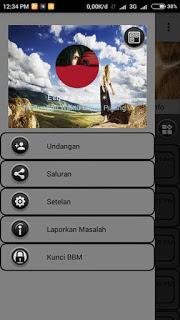 BMM MOD Grey New Style v3.0.1.25 APK Terbaru Update 2016 [BBM Full DP Tanpa Crop]