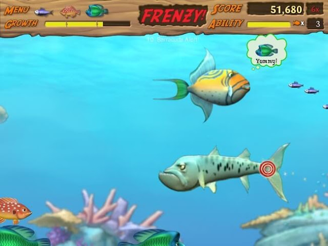 تحميل لعبة السمكة للكمبيوتر