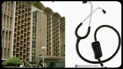 iit bombay creates smart stethescope