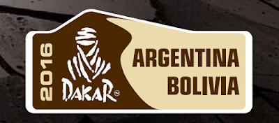 logo dakar 2016