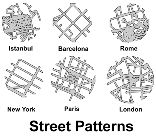 Maps Mania: How to Make Street Pattern Posters