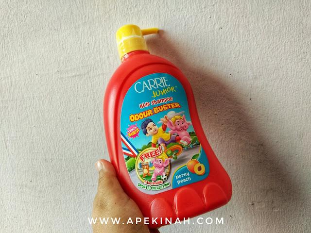 Syampu Rambut Kanak-kanak CARRIE JUNIOR ODOUR BUSTER