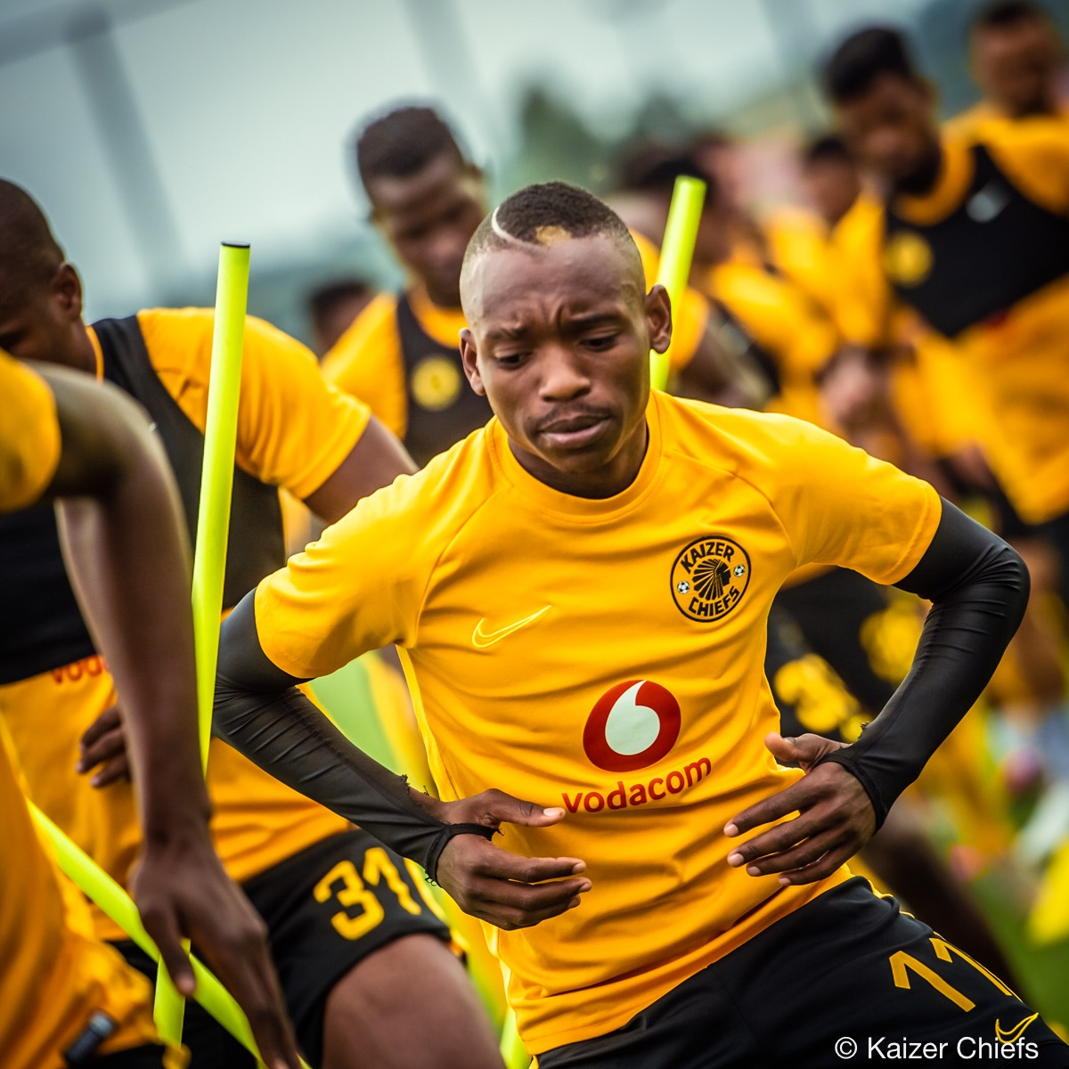 Khama Billiat Accused Of Being An Age Cheat!