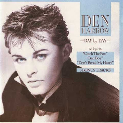 La copertina di ''Day by day'', il secondo album di Den Harrow
