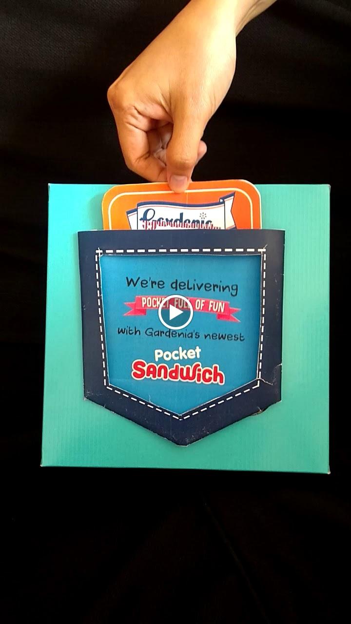 Pocket Sandwich