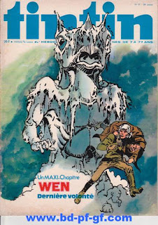 Tintin, Wen