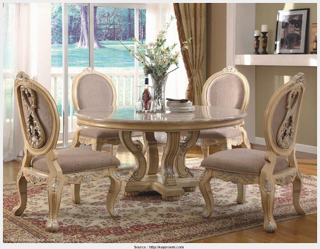 Most Inspiring Antique White Dining Table Graphic