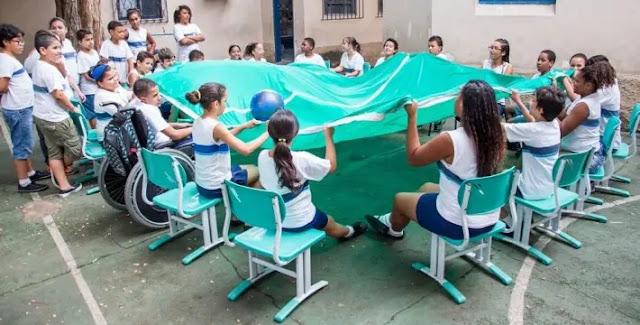 Para saber mais sobre educação inclusiva durante a quarentena