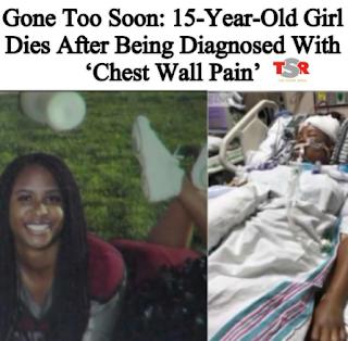 Yunique Morris Chest Wall Pain
