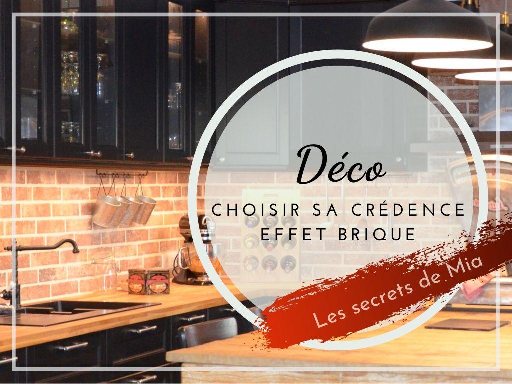 Choisir Sa Credence De Cuisine Effet Brique