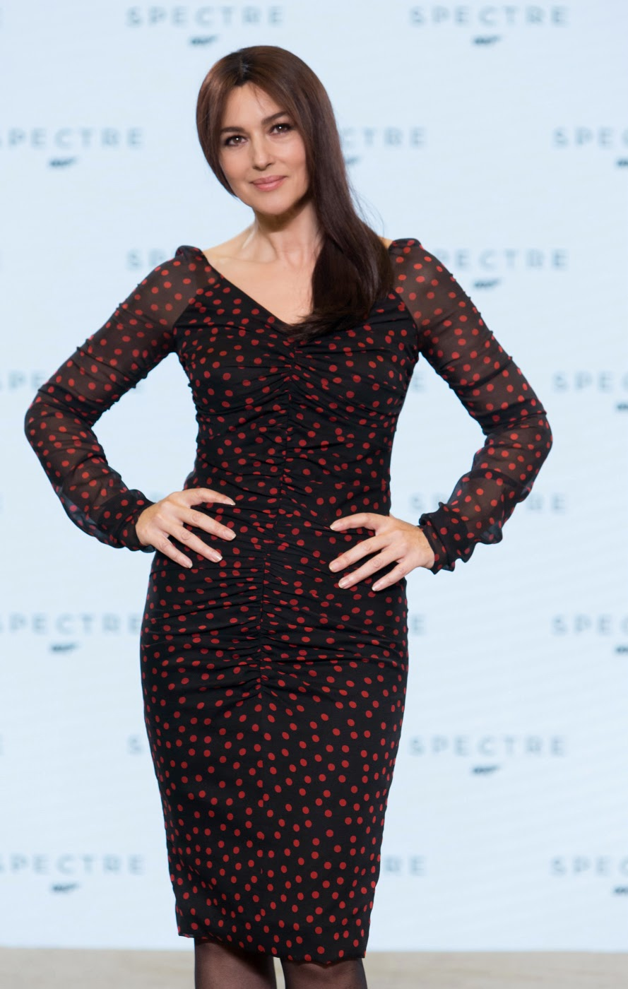 James Bond 007 SPECTRE: Monica Bellucci ist Lucia Sciarra
