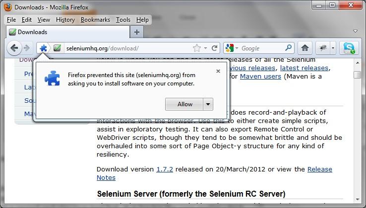 Install Selenium Ide Selenium Ide 9 0 – Desenhos Para Colorir