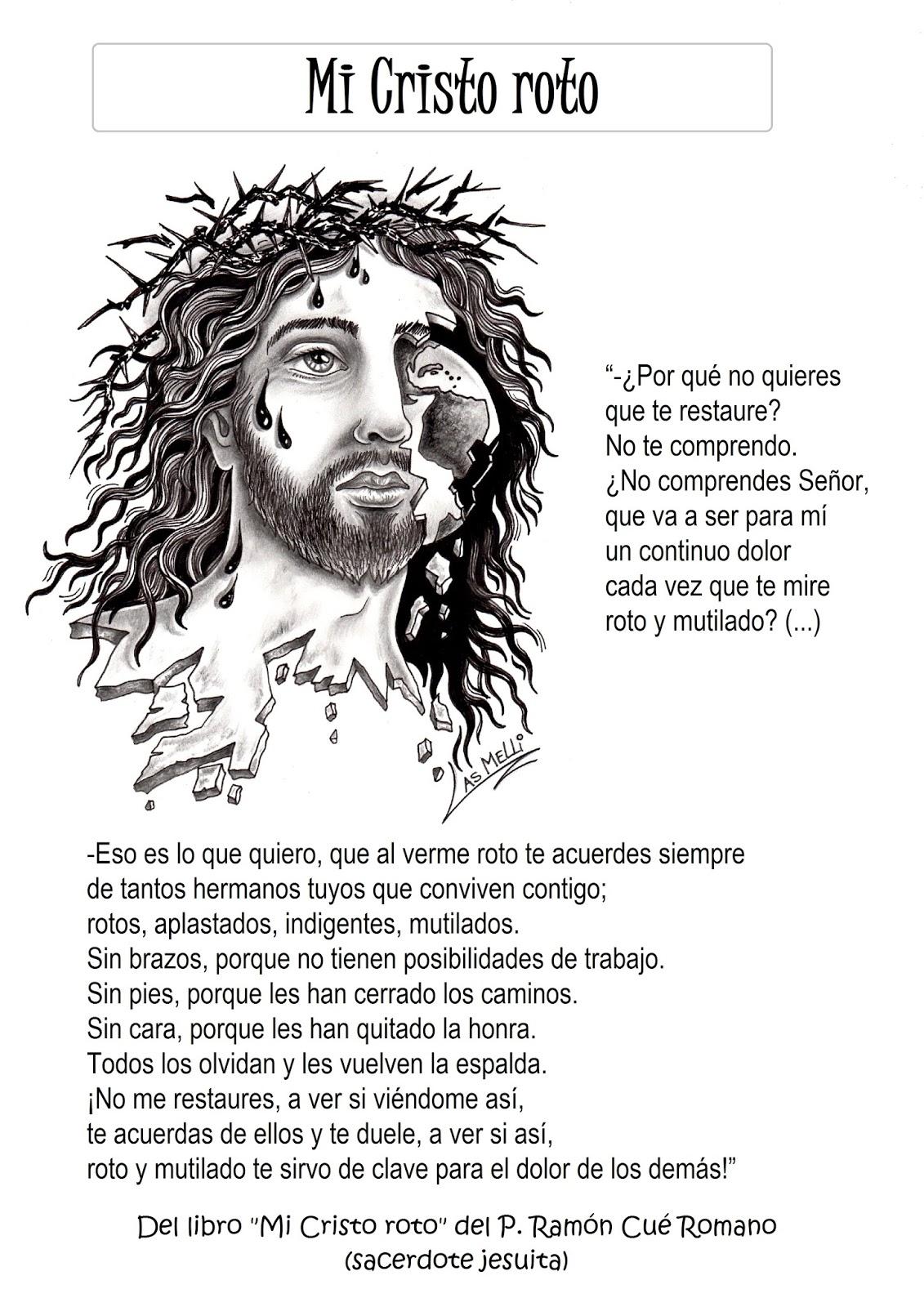 El Rincón De Las Melli Mi Cristo Roto