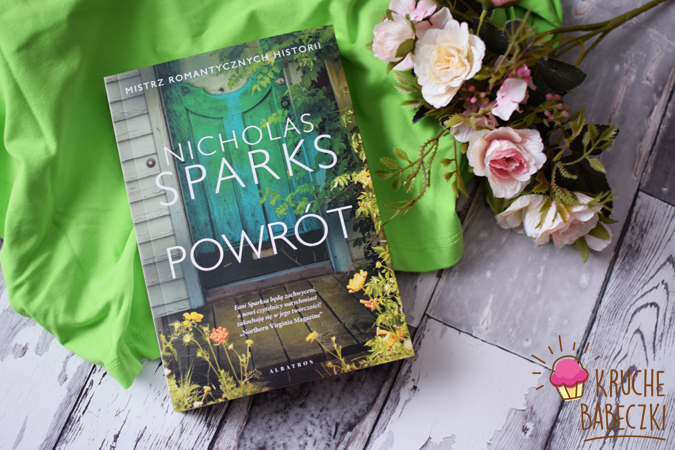 """Powrót"" Nicholas Sparks"