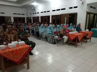 Babinsa Kelurahan Serengan Hadiri Halal Bihalal tingkat Kelurahan. Surakarta  ... c130bd1e71