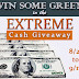 Extreme Cash Giveaway! ($500 PayPal Prize)