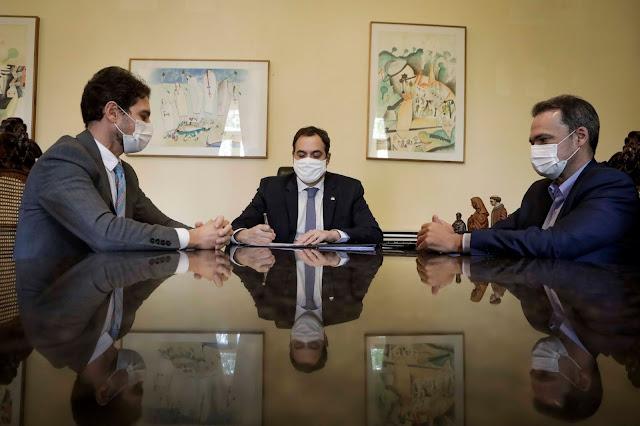 Paulo Câmara convoca 1.085 novos profissionais para fortalecer a segurança pública