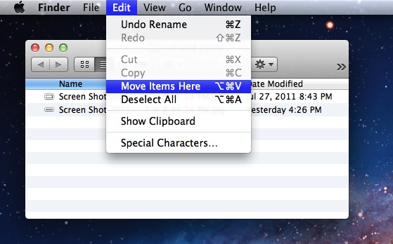 Different Methods to Cut and Paste on Mac Devices