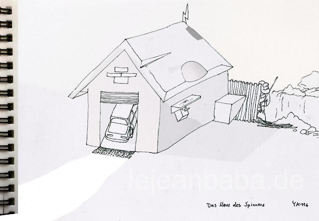 Das Haus des Spinners
