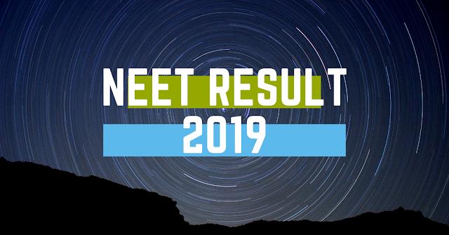 NEET Results 2019