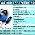 Portable TSS Meter Partech 740
