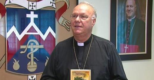 Vítima da Covid-19, falece o arcebispo de Cascavel Dom Mauro