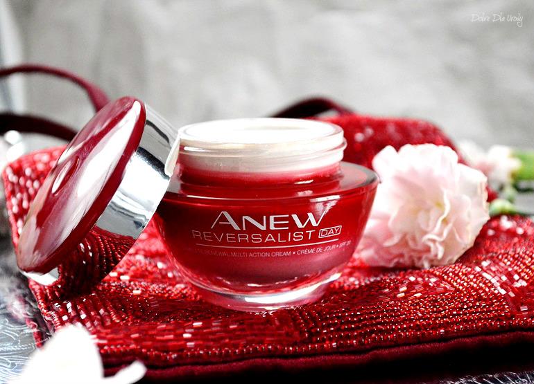 Avon Anew Reversalist - Kompleksowa Kuracja Upiększająca na dzień SPF 20  recenzja
