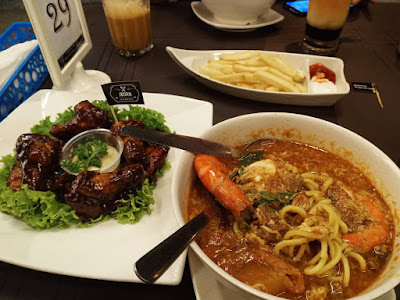 Dinner Mee Bandung Di JBorn Johor Bahru