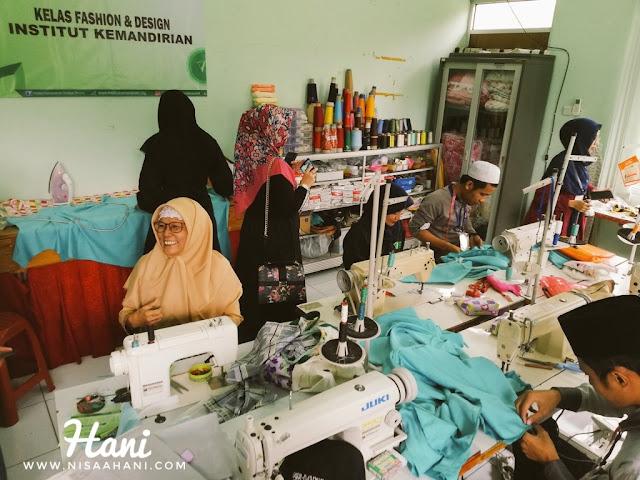 Institut Kemandirian Dompet Dhuafa Karawaci Tangerang