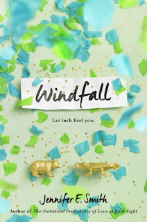 windfall, jennifer e. smith