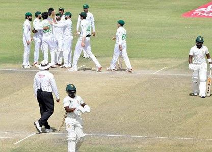 Fawad Alam, Hasan Ali shine as Pakistan beat Zimbabwe by an innings