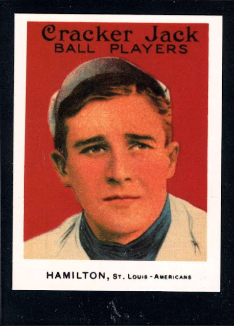 Baseball Pitcher Earl Andrew Hamilton 1968 Melrose Abbey Cemetery