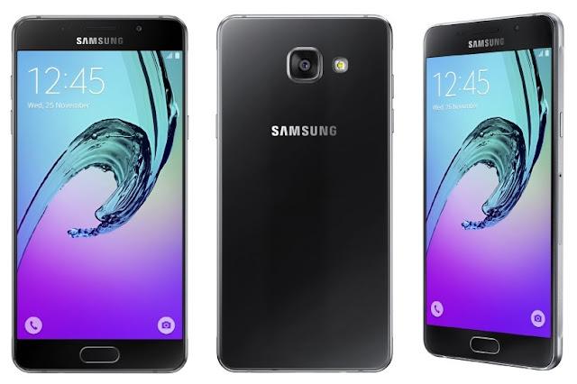 5 місце. Samsung Galaxy A5 (2017) SM-A520F