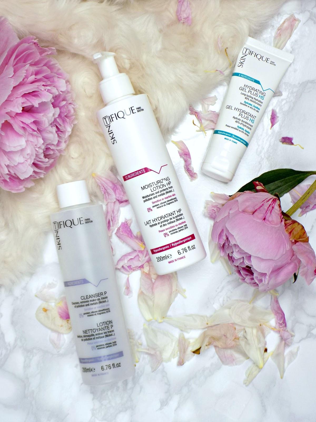 Skintifique products for sensitive skin