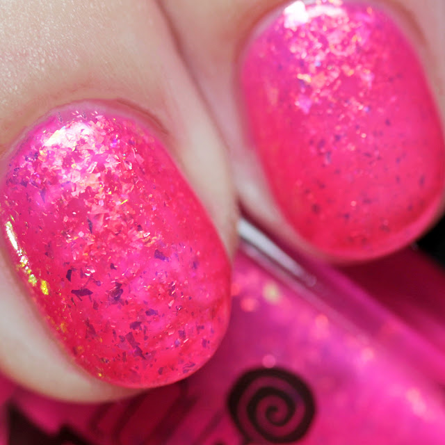 Lollipop Posse Lacquer Oh Frabjous Day