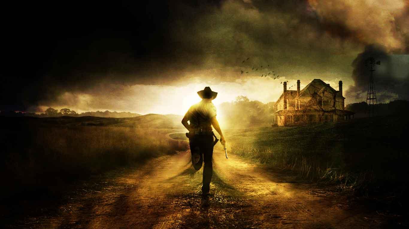 The Walking Dead Hd Wallpaper 3