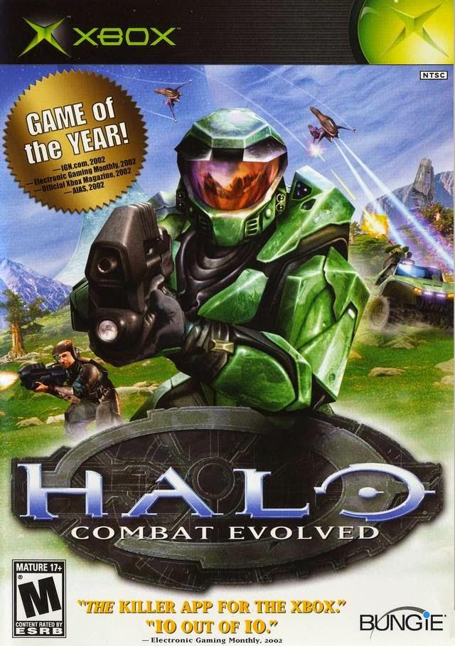 Juegos De Xbox Clasico Y Xbox 360 Descargar Halo Xbox Normal