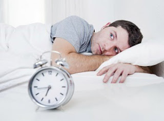 sleeping problem at night