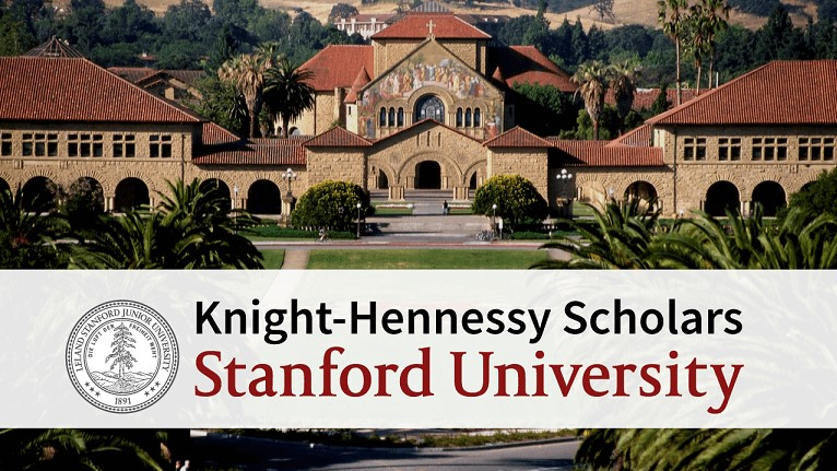 The Knight-Hennessy Scholars program Application Now Open