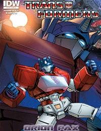 The Transformers Spotlight: Orion Pax
